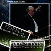Corelli: Concerto Gross No. 3 de Bolshoi Theater Orchestra