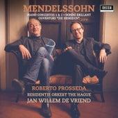 Mendelssohn: Piano Concertos Nos. 1 & 2 by Roberto Prosseda