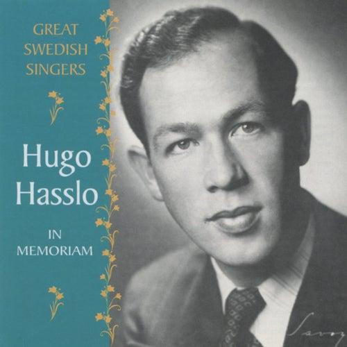 Great Swedish Singers: Hugo Hasslo - In Memoriam by Hugo Hasslo