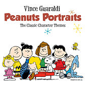 Peanuts Portraits by Vince Guaraldi