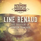 Les idoles de la chanson française : line renaud, vol. 8 by Line Renaud
