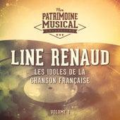 Les idoles de la chanson française : line renaud, vol. 9 by Line Renaud