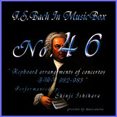 Bach In Musical Box 46 / Keyboard Arrangements Of Concertos Bwv 982 - 983 de Shinji Ishihara