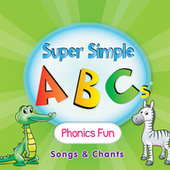 Super Simple ABCs: Phonics Fun by Super Simple Songs