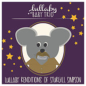 Lullaby Renditions of Sturgill Simpson de Lullaby Baby Trio