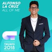 All Of Me (Operación Triunfo 2018) de Alfonso La Cruz
