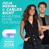 Mi Historia Entre Tus Dedos (Operación Triunfo 2018) de Julia Medina