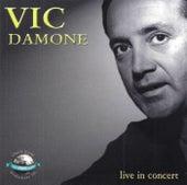 Live In Concert von Vic Damone