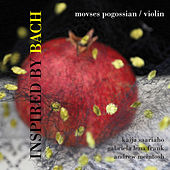 Inspired by Bach by Movses Pogossian