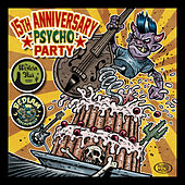 15th Anniversary Psycho Party von Various Artists