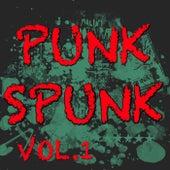 Punk Spunk Vol.1 (Live) de Various Artists
