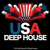 USA Deep House (The Real Sound of Deep House) von Various Artists