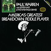 America's Greatest Breakdown Fiddle Player by Paul Warren
