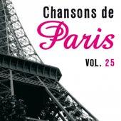 Chansons de Paris, vol. 25 by Various Artists