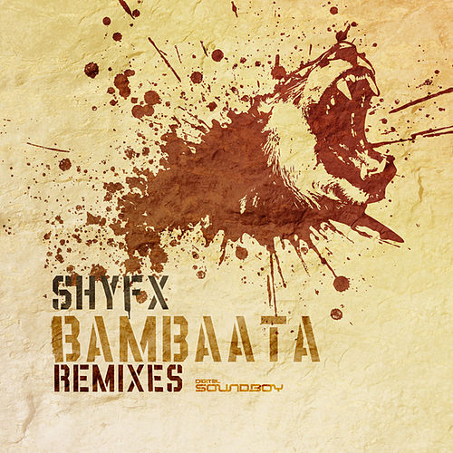 Bambaata (Break/Dillinja Remixes) by Shy FX