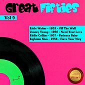 Great Fifties, Vol. 9 de Various Artists