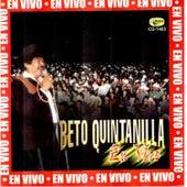 Beto Quintanilla en Vivo de Beto Quintanilla