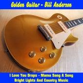 Golden Guitar von Bill Anderson
