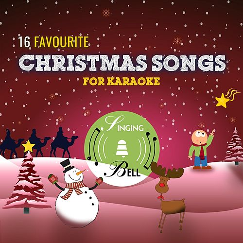 16 favourite christmas songs for karaoke by singing bell - Merry Christmas Song