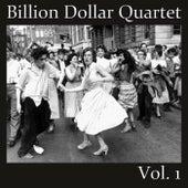 Billion Dollar Quartet, Vol. 1 by Various Artists