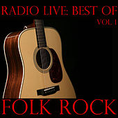 Radio Live: Best of Folk-Rock, Vol. 1 (Live) von Various Artists