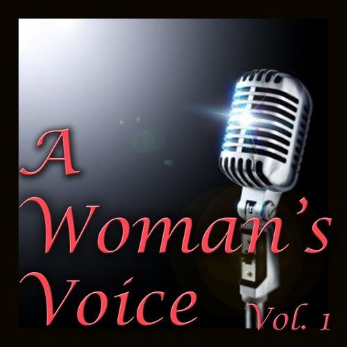 A Woman's Voice, Vol. 1 de Various Artists