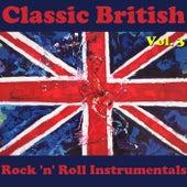 Classic British Rock 'n' Roll Instrumentals, Vol. 3 de Various Artists
