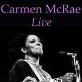 Carmen Mcrae Live (Live) de Carmen McRae