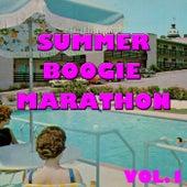 Summer Boogie Marathon, Vol.1 de Various Artists