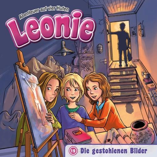 Die gestohlenen Bilder (Leonie - Abenteuer auf vier Hufen 19) (Kinder-Hörspiel) von Christian Mörken