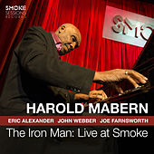 The Iron Man: Live at Smoke by Harold Mabern