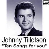Ten songs for you de Johnny Tillotson