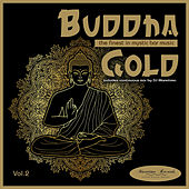 Buddha Gold Vol.2 - The Finest in Mystic Bar Sounds von Various Artists