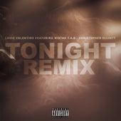 Tonight (Remix) [feat. Mistah F.A.B. & Christopher Elliott] von Louie Valentino