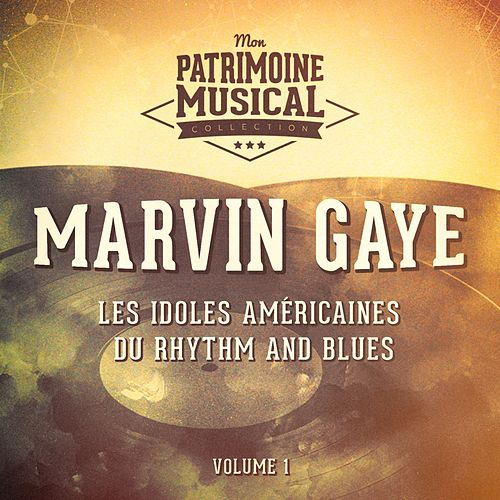 Les Idoles Américaines Du Rhythm and Blues: Marvin Gaye, Vol. 1 by Marvin Gaye