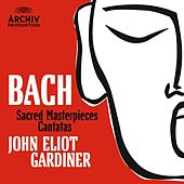 Bach, J.S.: Cantatas & Sacred Masterpieces von Various Artists