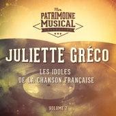 Les idoles de la chanson française : juliette gréco, vol. 2 von Juliette Greco