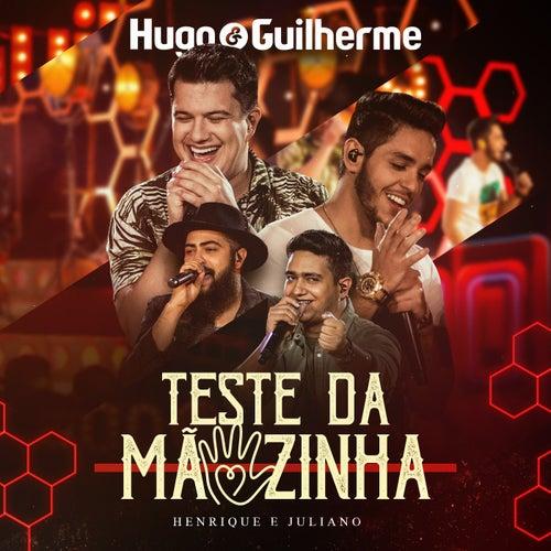 Teste da Mãozinha by Hugo