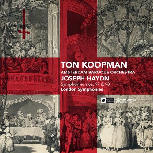 London Symphonies: Symphonies nos. 97 & 98 by Various Artists