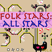Folk Stars: All Stars, Vol. 4 by Various Artists