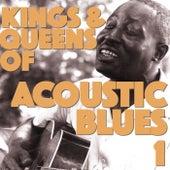 Acoustic Blues Kings and Queens, Vol. 1 de Various Artists