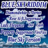 Bulr Sky Riddim Instrumental by Juggernaut