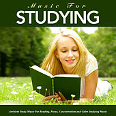 Music For Studying: Ambient Study Music For Reading, Focus, Concentration and Calm Studying Music by Einstein Study Music Academy (1)