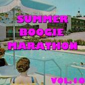 Summer Boogie Marathon, Vol. 10 von Various Artists