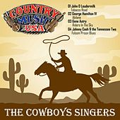 Country Music USA (Cowboys Singers) de Various Artists