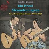 Presti & Lagoya Live: Canada 1962 & 1963 von Ida Presti