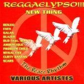 ReggaeLypso : Peace Rhythm de Various Artists