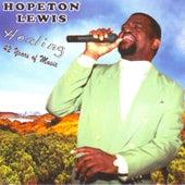 Healing : 42 Years Of Music de Hopeton Lewis