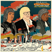 In Search Of Stoney Jackson (Instrumentals) de Strong Arm Steady