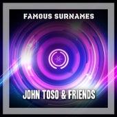 Famous Surnames de John Toso